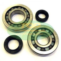 Set bearings + oil seals -Top Performance- Kymco 50cc -2T