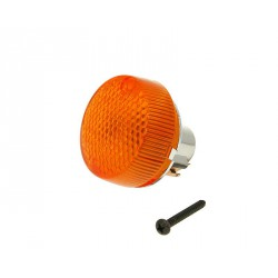 indicator light assy front left / right for Benelli Pepe, Malaguti F12