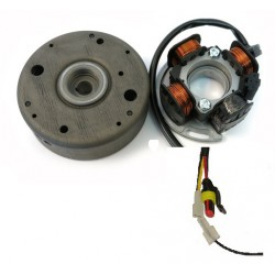 Electronic ignition Flywheel and stator Tomos
