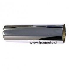 Ščitna cev - Crom - 145mm