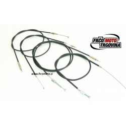 Cableset Puch Maxi 4-Parts