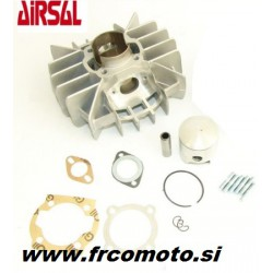 Cilinder kit (brez glave ) Airsal 72ccm - Tomos / Puch