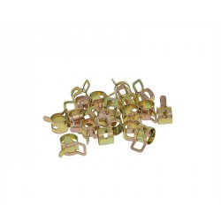hose clamps 8mm - 1 pcs- universal