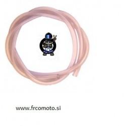 Cev goriva -prozorna - 6 x 8 x 2       (50cm)