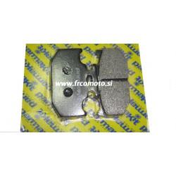 Brake pads -Parmakit -Kawasaki KX250 / KX 125 / Suzuki RM 250 / Yamaha YZ 250