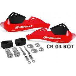 Ščitniki ročk - Polisport Evolution Integral - Rdeče CR04
