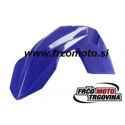 Front fender Polisport BLUE - YAM 98 Yamaha YZ 250-450 10-14 F / WR 450 F 12-14