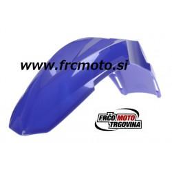Front fender Polisport Supermoto - YAM 98 -BLUE-UNIVERSAL
