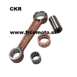 Connecting rod CKR d.12mm  Tomos or.