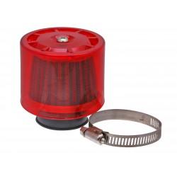 Zračni filter - Rdeč   K&N AIR - 38mm