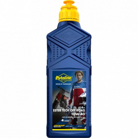 Olje 4-Takt - Putoline Ester Tech Off Road 10W-40