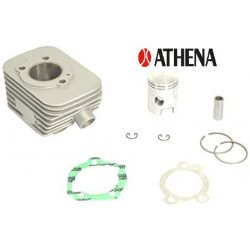 Cilinder kit Athena Sport 50cc-  38,4x12 -Piaggio Ciao / Si / Bravo