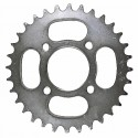 Sprocket rear  34 teeth for Tomos APN