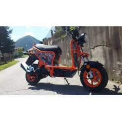 IMF Ptio 50cc 2T- Orange Bomb Limited