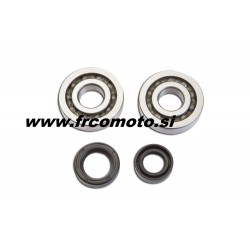 Ball bearings kit Peugeot 50cc - KOYO