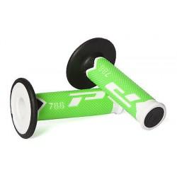Ročke ProGrip 788 Triple Density Grips -Zelene / Bele