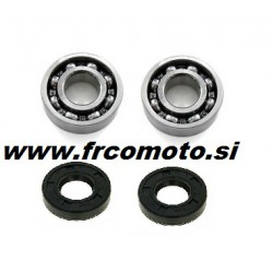 Bearing set 4Tune- Yamaha / MBk - ( KOYO )