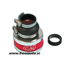 Air filter C4-RED  Ø 19-21-24
