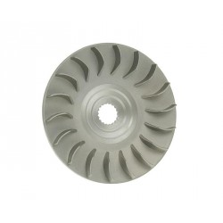half pulley aluminum for standard or racing engines for Piaggio, Gilera