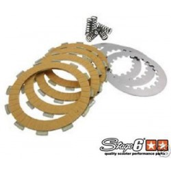 Clutch set - Stage6 Carbon Racing -Derbi ESE / EBS / D50B0