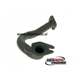 exhaust front pipe CPI black