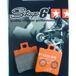 Zavorne ploščice Stage6 Racing -Aprilia ,Bennelli,Yamaha,Gilera,Honda,Italjet