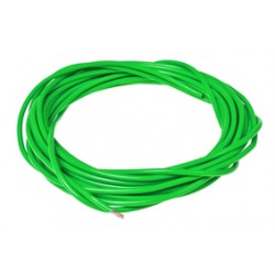 Eletric cable 1mm x5M -  Green Tec