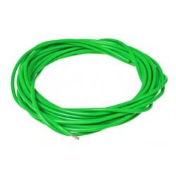 Kabel za napeljavo - Tec 1mm x5M -Zeleni