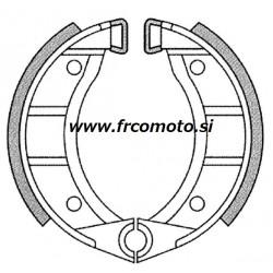 Zavorne obloge -čeljusti C4 - Piaggio Ciao