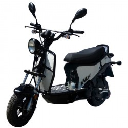 IMF Ptio 50cc - Black White