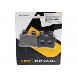 brake pads for Italjet Jet-Set, Peugeot Elystar, Yamaha DT