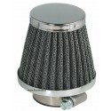 Air Filter Racing D38 Straight Long  RMS