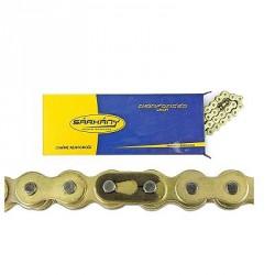 Chain SARKANY  - Renforce - 420 -124 L - Gold