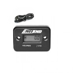 Speedometer & Engine Running Hours Meter Digitel NOEND Universal