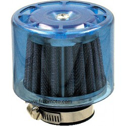 Air filter Race d.35mm Straight Short  - RMS