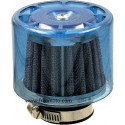 Air filter Race d.35mm Straight Short  - RMS