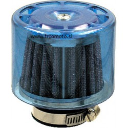 Air Filter Racing D38 Straight Short    RMS