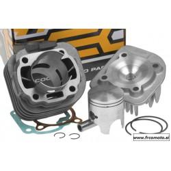 Cylinder kit Tec Sport 70cc, 12mm -Cpi / Keeway