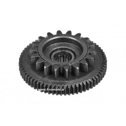 Starter drive gear TEC 18/65 for Minarelli