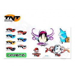 Sticker set TNT -ENGEL