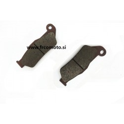 Brake pads  NovaScoot- Aprilia RX 125 ,Gilera Nexus 500,Yamaha YZF125R
