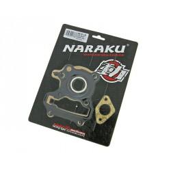 cylinder gasket set Naraku 50cc for SYM 50cc 4T, Peugeot 50cc 4T