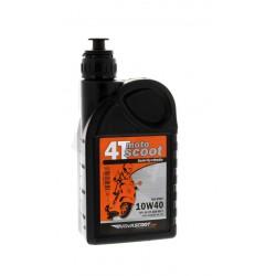 Oil   NOVASCOOT RS4 Sport 10W40 Semi-synthetic 4T 1L