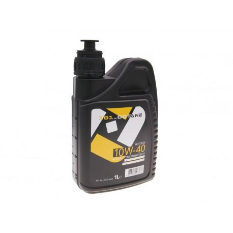 Olje 101 Octane semi-synthetic 4-stroke 10W40 - 1 Liter
