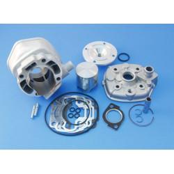 Cilinder kit-Parmakit G.T 76ccm- (hod 43) Minarelli Horizontal