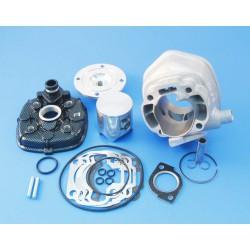 Cilinder kit Parmakit GT GP1- 85cc - (hod 43 / sornik 12mm ) Minarelli Horizontal