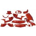 Body kit -Orange - 15 delni - Gilera Runner 50