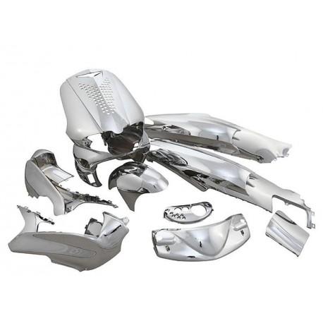 Body kit -Str8 CROME - Gilera Runenr - 15 delni