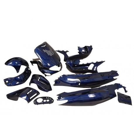 Body kit - Str8 13 delni -Moder - Gilera Runner