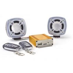 Hi-Fi -- Toxik - MP3 -SD Card -RADIO - ALARM